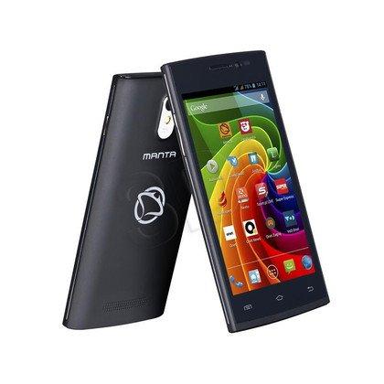 """Smartphone Manta Duo Galactic MS4503 4GB 4,5"""" czarny"""