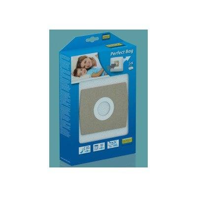 Worki Rowenta Filter Plus 900/Filter Plus 1100W/BC 105-150/RH 670/RH 680/ZR 684 - 6 szt. + filtr (EMB409K)