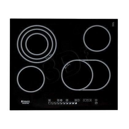 Płyta Ceramiczna Ariston KRO 642 TO B (PL) (4-polowa Czarny)