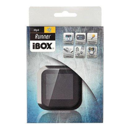 ODTWARZACZ I-BOX MP4 RUNNER 4GB BLACK