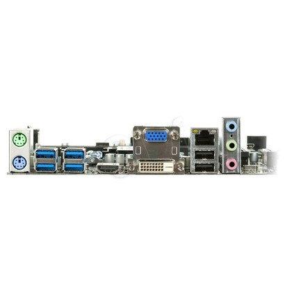 MSI H81M-E34 H81 LGA1150 (PCX/DZW/VGA/GLAN/SATA3/USB3/DDR3) mATX
