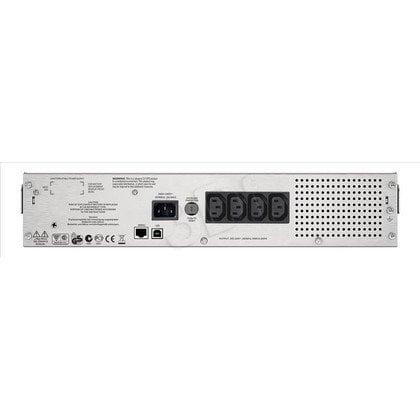 APC SMC1000I-2U Smart-UPS C 1000VA 2U Rack LCD230V