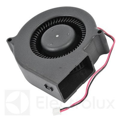 Górny wentylator płyty grzejnej z układem elektronicznym (3572220006)