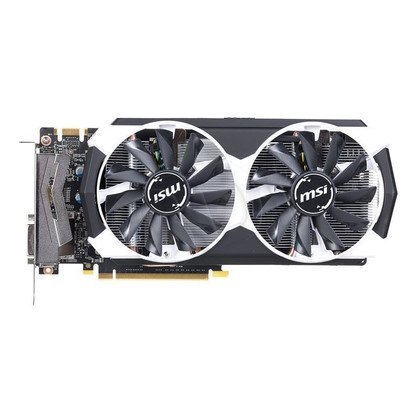 MSI GeForce GTX 960 4096MB DDR5/128bit DVI/HDMI/DP PCI-E (1241/7010) (wer. OC - OverClock)