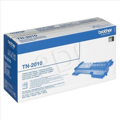 BROTHER Toner Czarny TN2010=TN-2010, 1000 str.