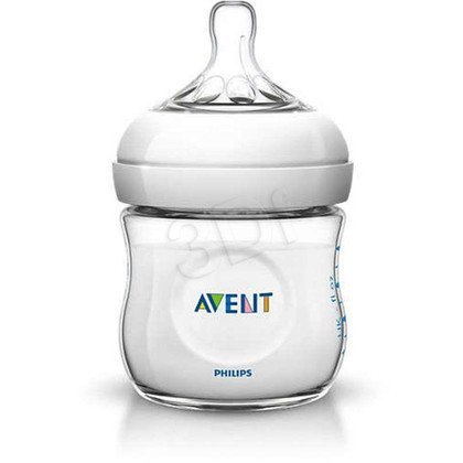 BUTELKA NATURAL 125 ML BPA FREE AVENT SCF690/17