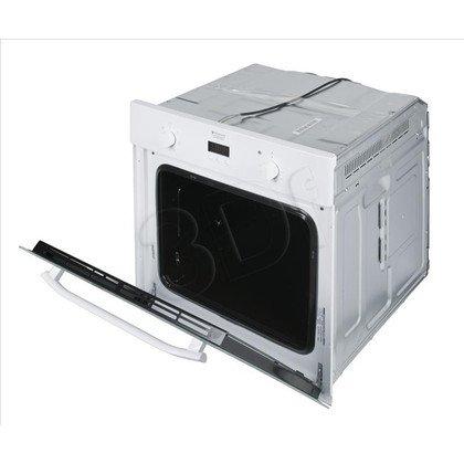 Piekarnik Ariston FH 538 (WH)/HA S (Gazowy z grillem elektrycznym, biały)