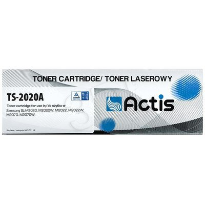Actis TS-2020A toner Black do drukarki Samsung (zamiennik Samsung MLT-D111S) Supreme