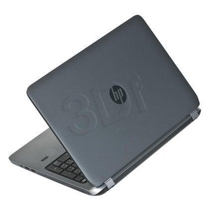 "HP 450 i5-5200U 4GB 15,6"" HD 500GB HD5500 Win7P Win8.1P Czarny K9K93EA 1Y"