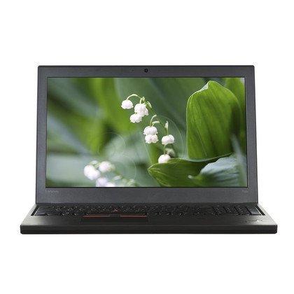 """LENOVO ThinkPad T560 i7-6600U 16GB 15,6"""" 3K 256GB HD 520 Win7P W10P Czarny 20FJ002TPB 3Y"""