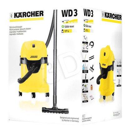 Odkurzacz Karcher WD 3 (1.629-801.0)