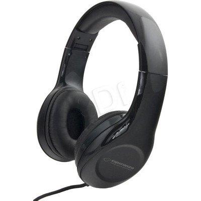 Słuchawki nauszne Esperanza SOUL EH138K (Czarny)