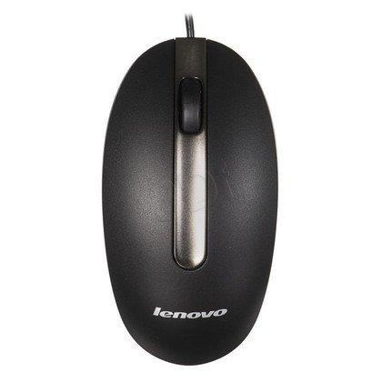 LENOVO Mysz przewodowa optyczna M3803A 1000dpi czarna
