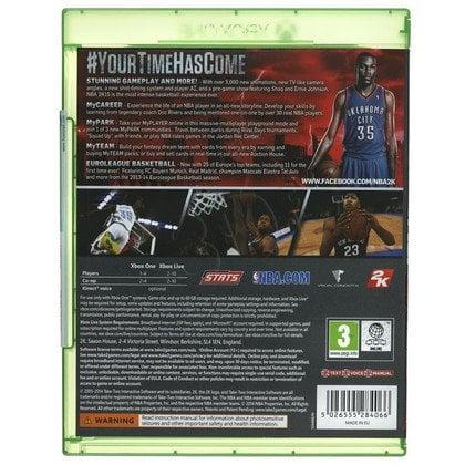 Gra Xbox ONE NBA 2K15