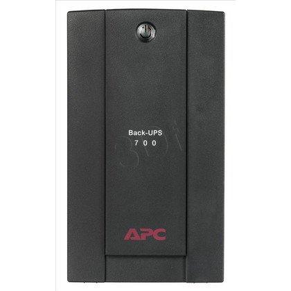 APC BX700UI Back-UPS 700VA, 230V, AVR, IEC Sockets