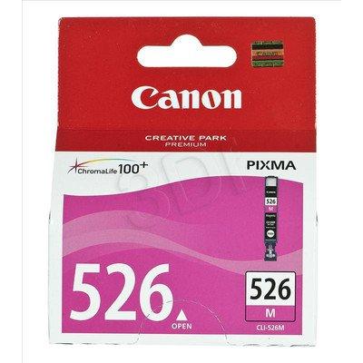 CANON Tusz Czerwony CLI-526M=CLI526M=4542B001, 500 str.