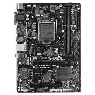 GIGABYTE GA-H97M-HD3 H97 LGA1150 (PCX/DZW/VGA/GLAN/SATA3/USB3/RAID/DDR3) mATX