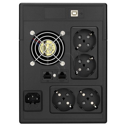 LESTAR UPS V-1500SS AVR LCD 4XSCH