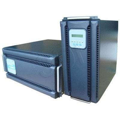 UPS FIDELTRONIK LUPUS KR6000-J ON LINE RACK/TOWER