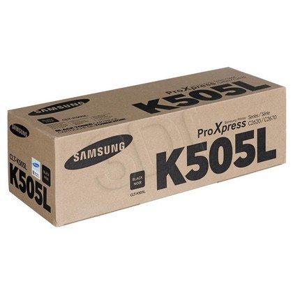 SAMSUNG Toner Czarny CLTK505L=CLT-K505L