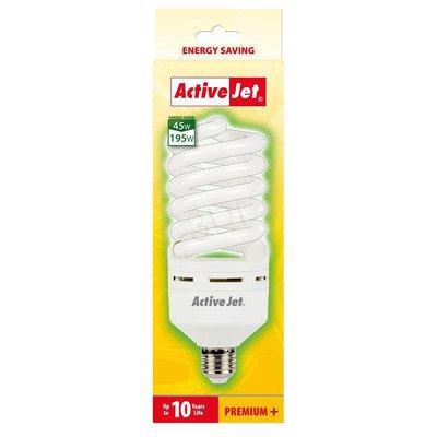 ActiveJet Świetlówka AJE-S45P E27/45W -->195W - 10000h