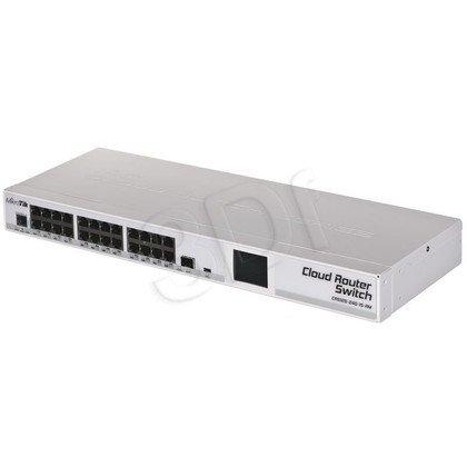 MikroTik CRS125-24G-1S-RM 600 MHz 128MB L5