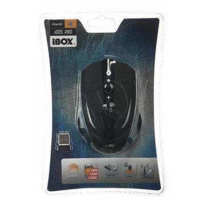 MYSZ I-BOX i005 PRO LASEROWA BEZPRZEWODOWA, USB