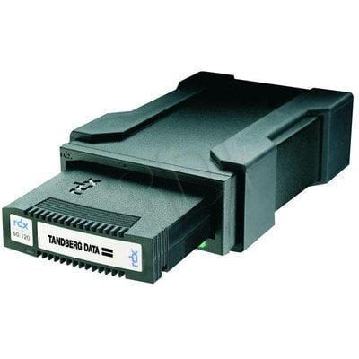 Tandberg RDX External drive, black, USB 3.0