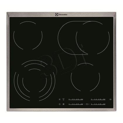 Płyta Ceramiczna Electrolux EHF46547XK (4-polowa Czarny)