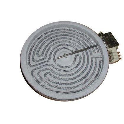 Płytka grzejna ceramiczna 180N 1700W 230V (8001780)