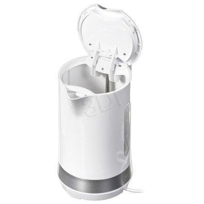 Czajnik elektryczny Clatronic WK 3452 (1,8l 2200W biały)