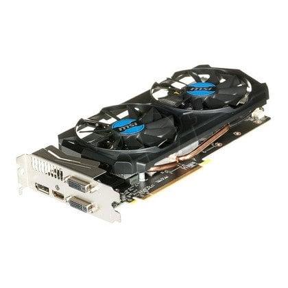 MSI GeForce GTX 970 4096MB DDR5/256bit DVI/HDMI/DP PCI-E (1241/7010) (wer. OC - OverClock)