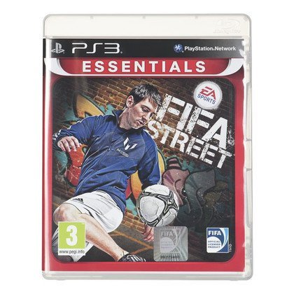 Gra PS3 FIFA Street Essential