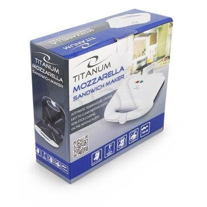Opiekacz TITANUM TKT001W (700W Biały)