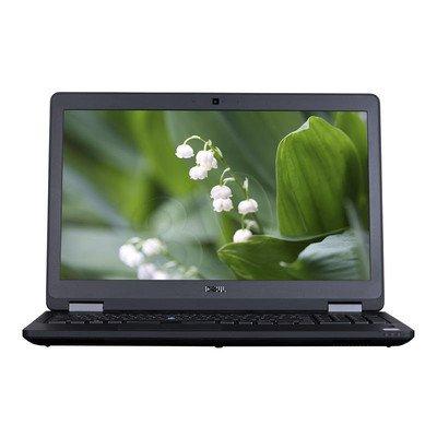 "DELL Latitude E5570 i5-6200U 8GB 15,6"" HD 500GB HD 520 Win7P W10P Czarny (N037LE557015EMEA) 3Y NBD"