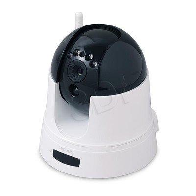 D-LINK [DCS-5222L] Kamera IP obrotowa [wewnętrzna] [1.3 Mega-Pixel] [H.264] [Slot MicroSD, Wireless, ICR, PIR, PTZ]
