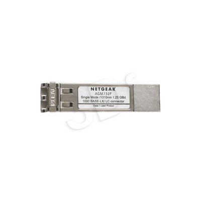NETGEAR [ AGM732F ] Moduł do Switcha 1000Base-LX Fibre SFP GBIC