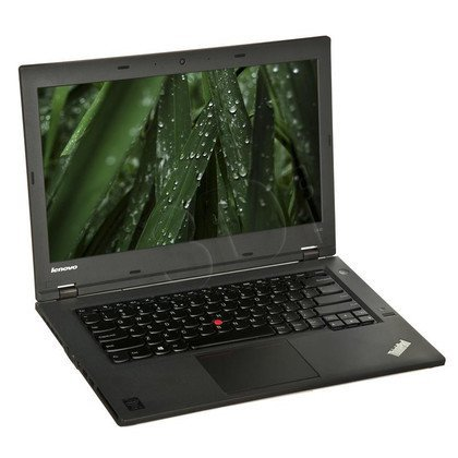 "LENOVO ThinkPad L440 i3-4100M 4GB 14"" HD+ 500GB HD4600 Win8.1 Czarny 20ASS22F00 12m"