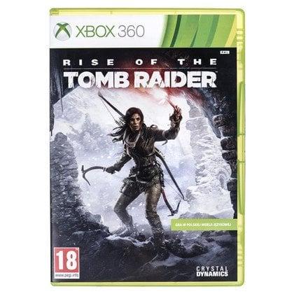Gra Xbox 360 Rise of the Tomb Raider