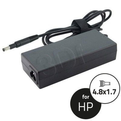 QOLTEC ZASILACZ DO NOTEBOOKA HP 19.5V 65W 3.33A 4.8*1.7