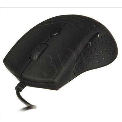 Tacens Mysz przewodowa optyczna MM0 2800dpi czarna