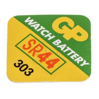 GP Bateria do zegarków SR44 blister 1szt.