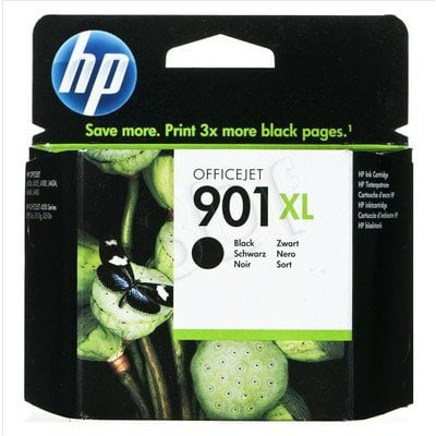 HP Tusz Czarny HP901XL=CC654AE, 700 str., 14 ml