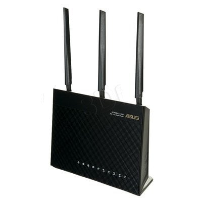 Asus RT-AC68U - Dwupasmowy router gigabitowy Wireless AC1900 Mbps