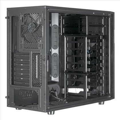 OBUDOWA FRACTAL DESIGN DEFINE R5 BLACKOUT WINDOWED CZARNA