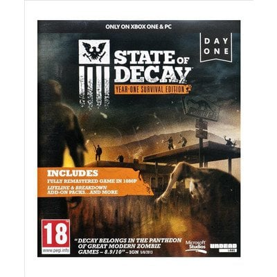 Gra Xbox ONE State of Decay