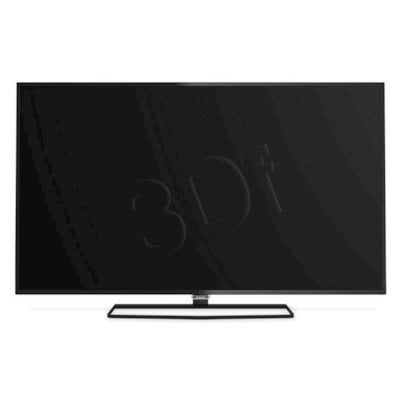 "TV 55"" LCD LED Philips 55PUH6400/88 (Tuner Cyfrowy 700Hz Smart TV USB LAN,WiFi)"
