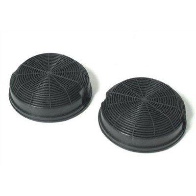 Filtr węglowy do okapu AMC023 2szt. Whirpool (481248048212)