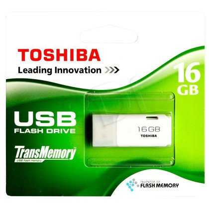 TOSHIBA FLASHDRIVE 16GB USB 2.0 HAYABUSA