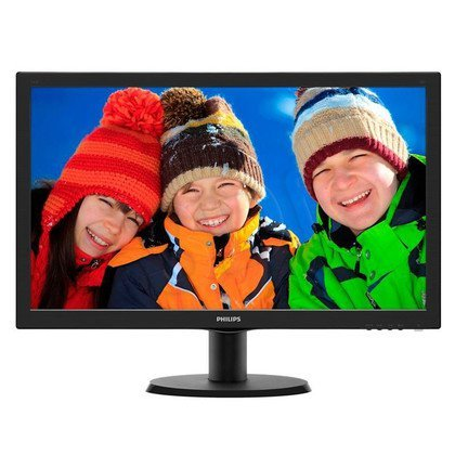 "MONITOR PHILIPS LED 23,6"" 243V5LSB/00"